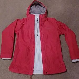Columbia Interchange 3-in-1 jacket size Small